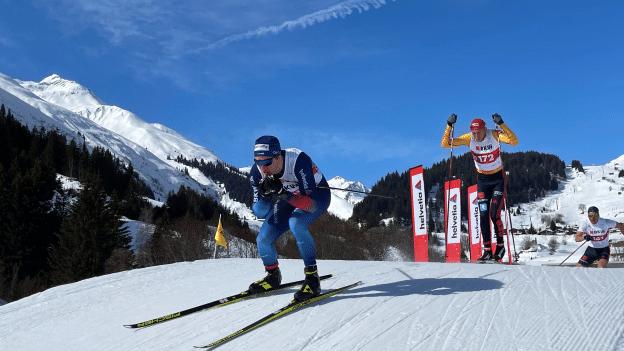 Guido Friberg tira bilantscha dals campiunadis svizzers
