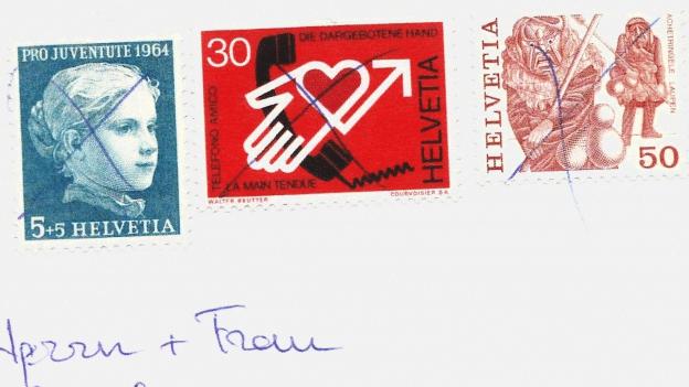 Nimmt Die Post Briefmarken Zurück