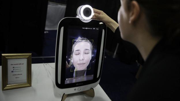 Gesichtserkennungssoftware einfach erklärt