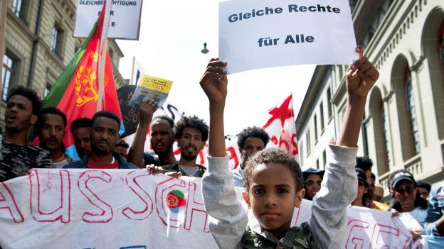 20 Jahre Sans-Papiers-Bewegung: «Alle hatten einen Mutanfall»