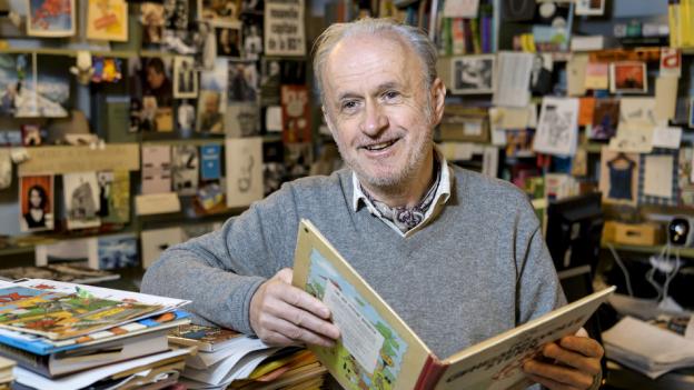 Cuno Affolter – das Gedächtnis des Schweizer Comics
