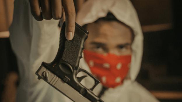 Gewalt in Hip-Hop und Film