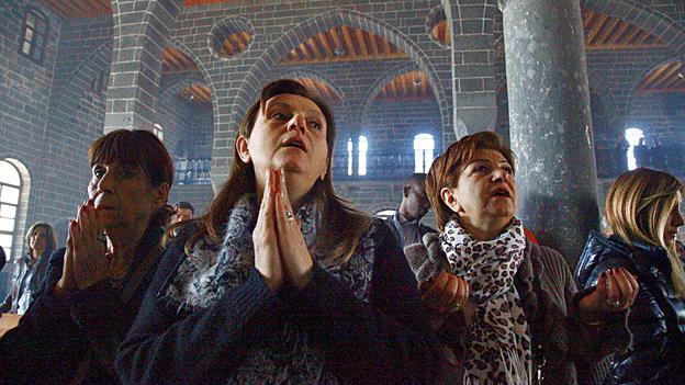 International Armenische Bevolkerung Hat Grossere Probleme Als Den Genozid News Srf