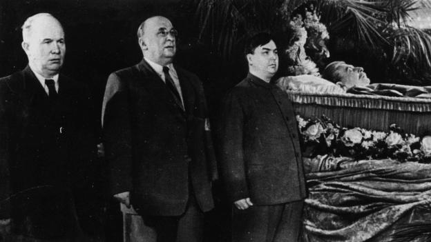 Josef Stalin Tod