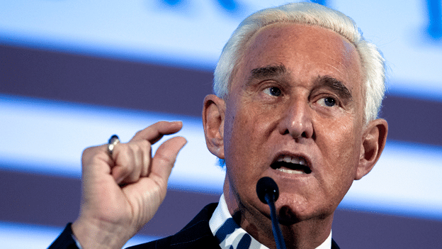 Trumps Politberater Roger Stone verurteilt