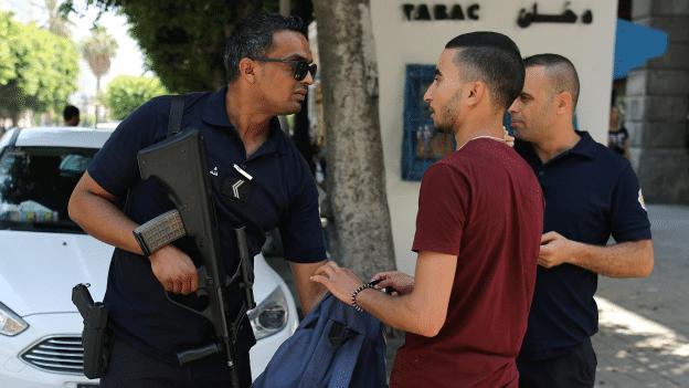 Tunesien Folter