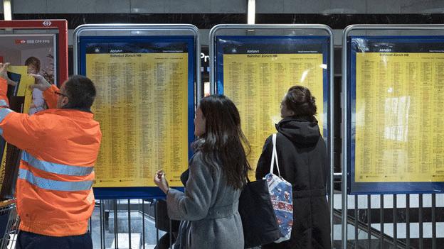 Sbb Fahrplan 2020 Mehr Verbindungen Nach Paris Aber