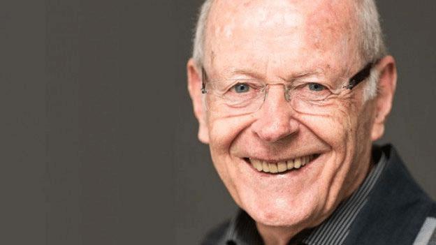 Der Jesuit und Zen-Meister Niklaus Brantschen zu Corona
