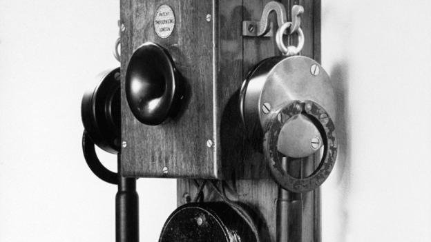 Heute vor 145 Jahren: Erstes Telefongespräch