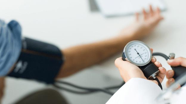 Körper & Geist - Der Blutdruck darf etwas weiter steigen..