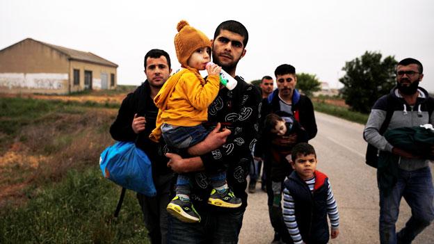 «Man kann keinen Zaun um Europa errichten»