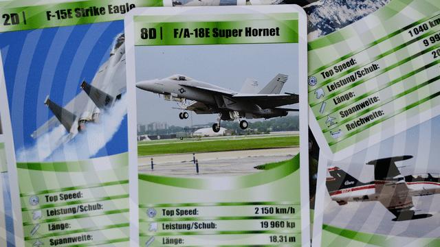Das Kampfjet-Geschäft, Folge 1: Die Bedrohung