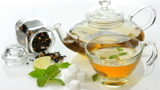 Tee ist und macht gesund