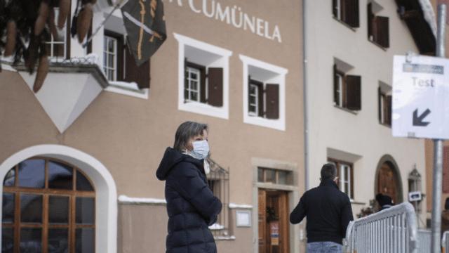 Aus dem Archiv: Massentests des Kantons Graubünden zeigen Wirkung