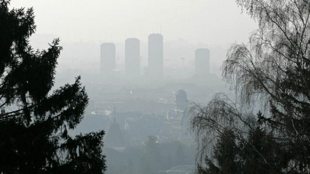 Zuviel Feinstaub in der Zürcher Luft
