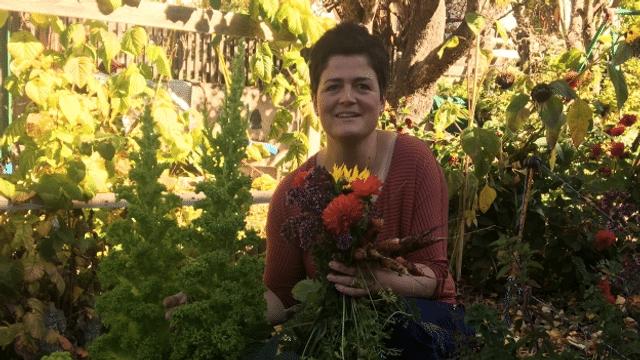 Cilgia Koller Mengiardi – la schuppa da verduras