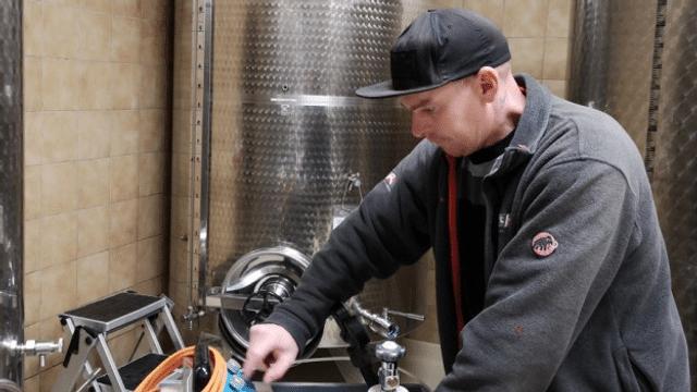 Renzo Hendry è daventà viticultur