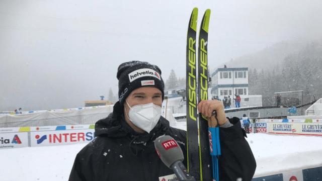 Passlung: Dario Cologna na quinta betg cun il podest tar ils 50 kilometers da Oberstdorf