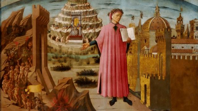 Dante e sia Divina Commedia