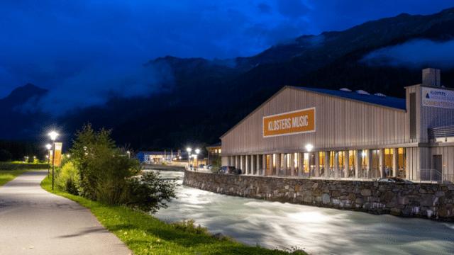 Klosters Music - Musica d'orchester e d'orgla