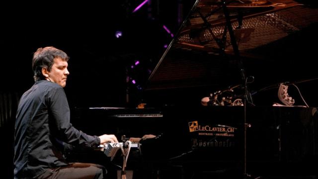 Brad Mehldau sin il palc dal Festival da jazz a San Murezzan