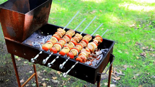 Fleischlos grillieren
