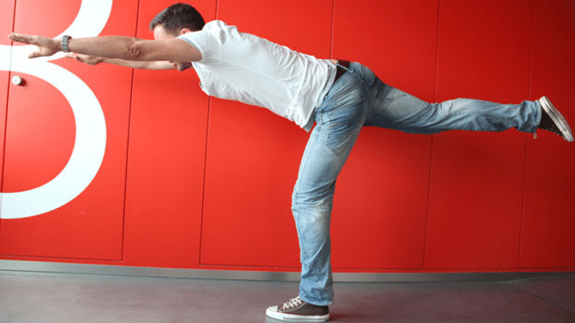 Übungen gegen Stürze
