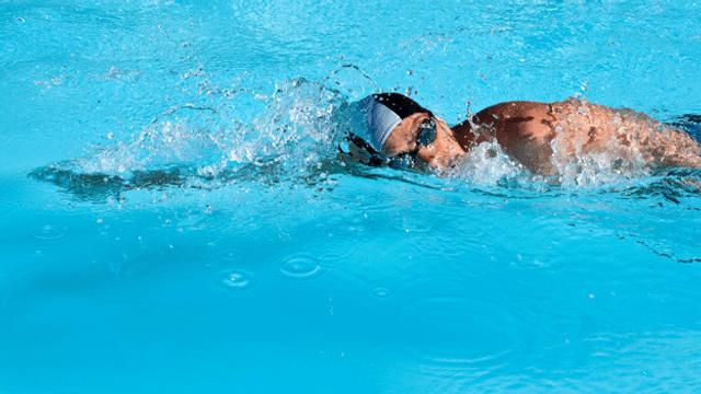 Mit Schwimmen abnehmen?