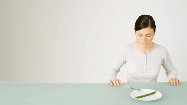 Wenn Kinder an Magersucht leiden