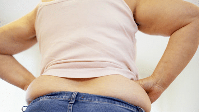 Unerwünschtes Übergewicht ab 50
