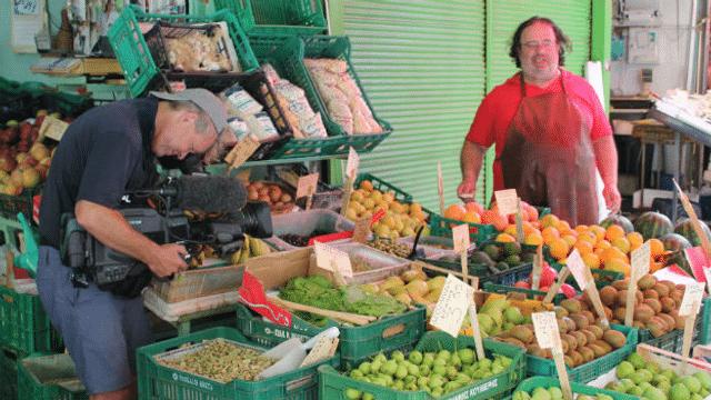 Die mediterrane Küche kommt aus Kreta