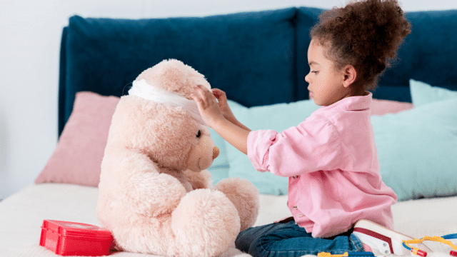 Young Carer: Wenn Kinder Angehörige betreuen
