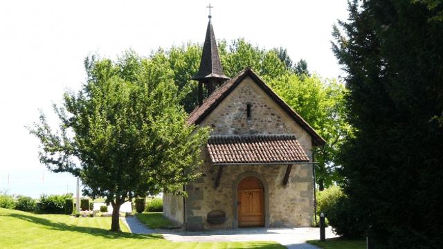 Aus dem Archiv: Der «Grüne Güggel» kräht vom Kirchendach