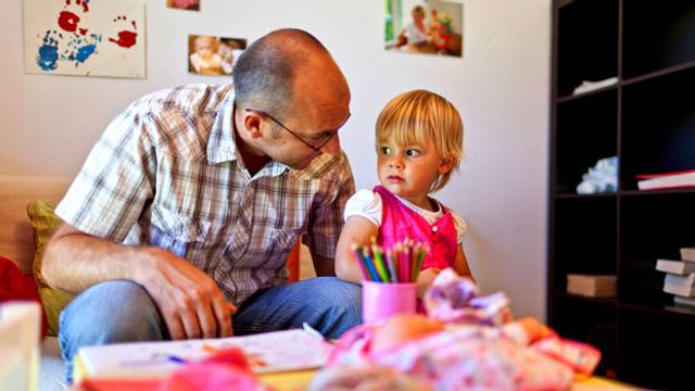 Wie sollen krebskranke Eltern mit ihren Kindern sprechen?