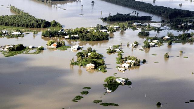 Geht das Mekong-Delta unter?