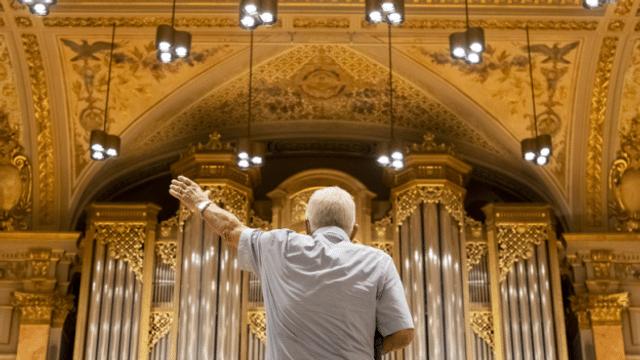 Die renovierte Tonhalle in Zürich erklingt neu