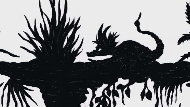 «Das Märchen von der Rechenmaschine, die gegen den Drachen kämpfte» von Stanislaw Lem