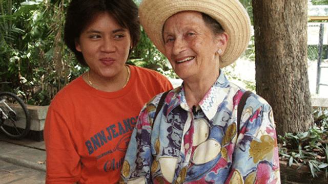 Über die Pflege europäischer Demenzkranker in Thailand