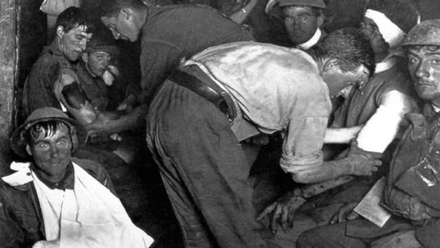 Der Spuk der Erinnerungen: Fortschritte der Kriegstrauma-Therapie
