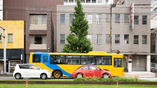 Lärmschutz im städtischen Wohngebiet