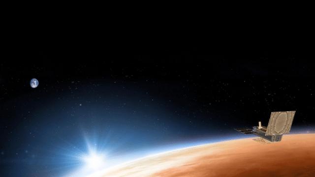 Von Beben auf Mars und Erde