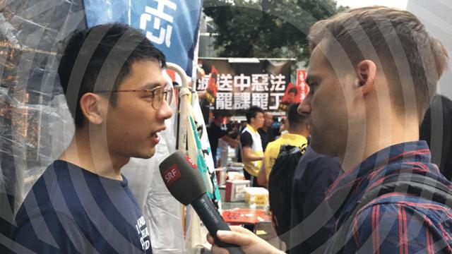 Aufstand! Folge 4: Nathan, Hongkong