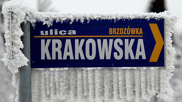 Krakaus Bevölkerung kämpft gegen Kohleheizungen