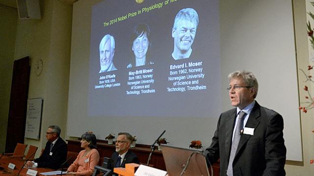 Nobelpreis für die Entschlüsselung des Orientierungssinns