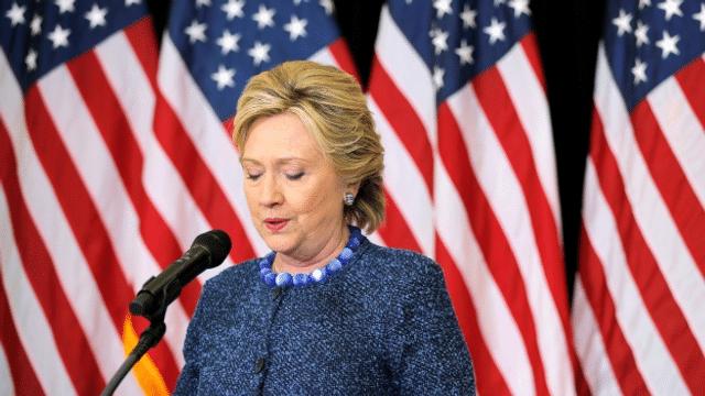 E-Mail Affäre: Keine Hinweise auf kriminelles Verhalten Clintons