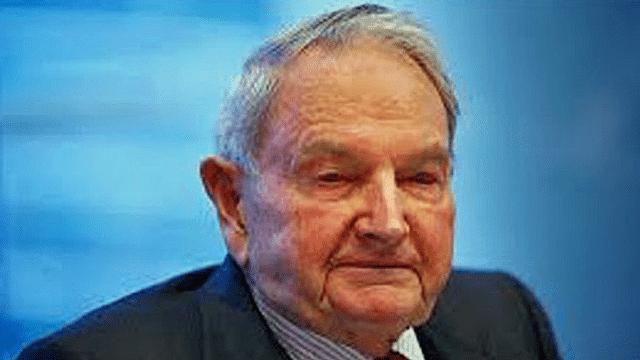 Rockefeller Tod