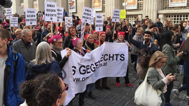 Österreichs Zivilgesellschaft – Reise zu den Aufmüpfigen - Radio - Play SRF