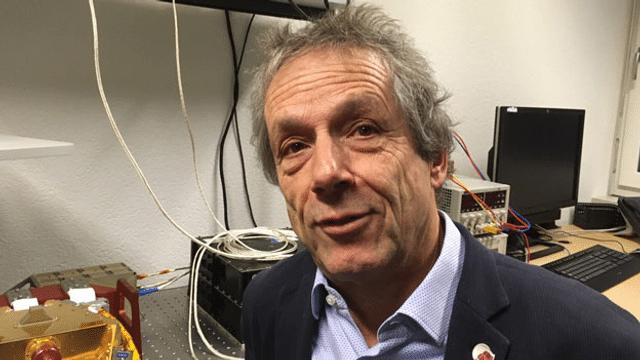 Willy Benz: «Cheops ist typisch Schweiz: klein und präzise»