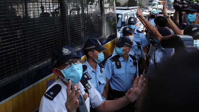 Aus dem Archiv: «Hongkongs Demokratie ist faktisch am Ende»