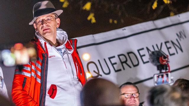 Aus dm Archiv: Widerstand gegen Corona-Massnahmen in Deutschland